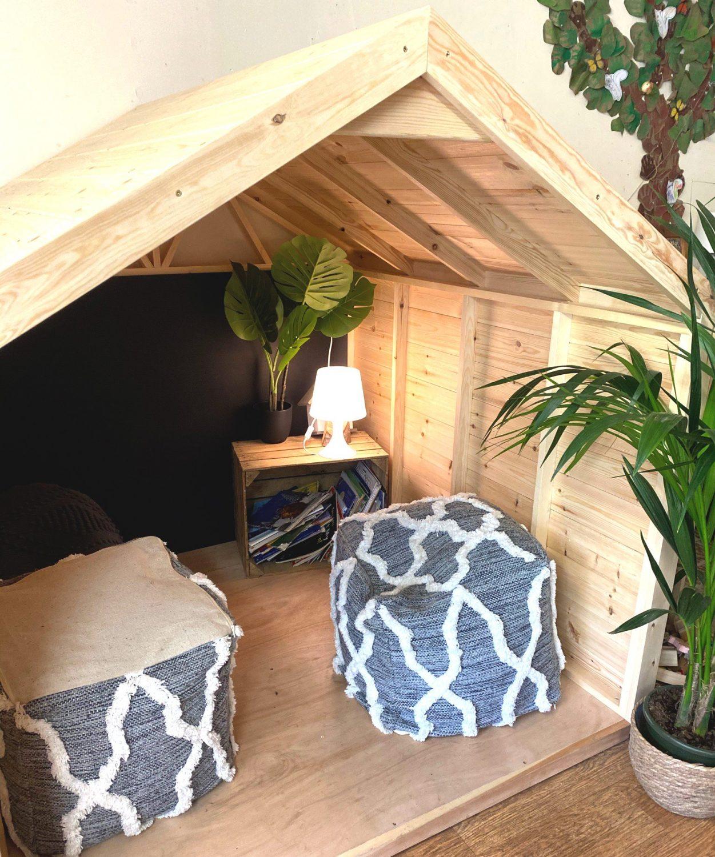 Indoor Reading House_details
