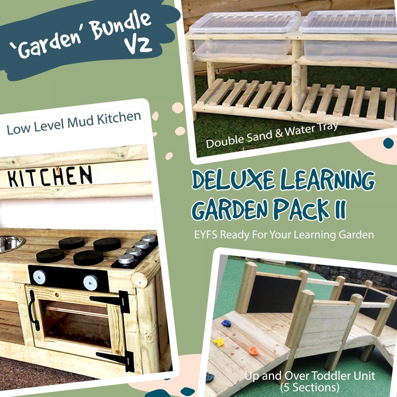 Set 8 Garden Pack II
